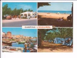 CP COSTA DORADA - TARRAGONA - CAMBRILS - 105 - Camping L'ESQUIROL - Espagne