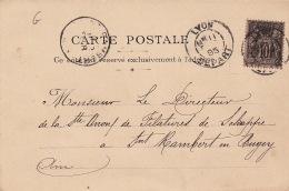 Type Sage Repiquage Fonderies De Cuivres Thevenin Lyon-Macon-Paris - France