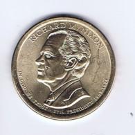 Stati Uniti - Dollari Dei Presidenti - Anno 2016 -  Nixon -  Zecca P - Emissioni Federali