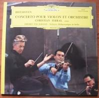 Beethoven : Concerto Pour Violon Et Orchestre Christian Ferras - Vinyl Records