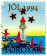 FEROE FAROE - Cinderella - 1994 MNH Phare Lighthouse Leuchtturm Phares Lighthouses Faro Farol Lanterna Fyr - Phares