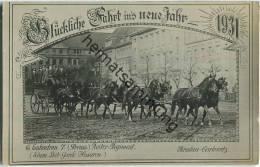 Breslau-Carlowitz - Achtspänner - Pferde - 6. Eskadron 7. Preuss) Reiter-Regiment - Foto-Ansichtskarte 1931 - Schlesien