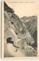ALGERIE KHERRATA GORGES DU CHABET EL AKHRA TUNNEL - Autres Villes