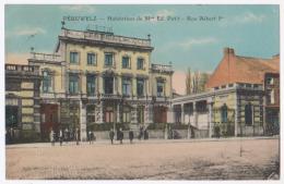 Cpa Peruwelz  1921   Habitation Petit - Péruwelz