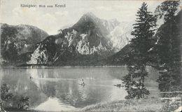 Königsee: Blick Vom Kessel - Berchtesgaden