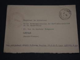 FRANCE – Env Ou Document Lié à La Télégraphie Ou Au Téléphone - Intéressant – Détaillons Collection - A Voir  - N° 17525 - Télégraphes Et Téléphones