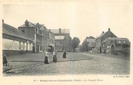 59 - NORD - Beauvois En Cambresis - Grande Place - Autres Communes