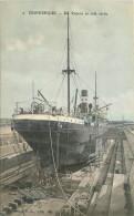 59 - NORD - Dunkerque - Vapeur En Cale Sèche - Dunkerque