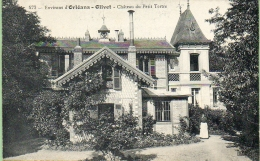 Environs D'Orléans -Olivet Château Du Petit Tertre - France
