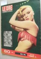 LE ORE-Settimanale Di Informazione    -        7 Febbraio 1959  ( 30613) - Libri, Riviste, Fumetti