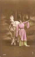 CHEVAL BLANC-horse-paard - Pferde
