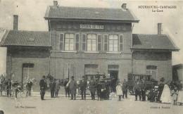 59 - NORD - Bourbourg - Campagne - Gare - Chemin De Fer - Petit Défaut - Autres Communes