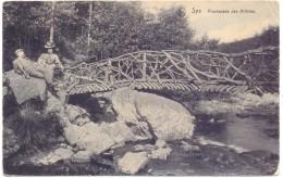 B 4900 SPA, Promenade Des Artistes, 1910, NELS Serie Spa No. 20 - Spa