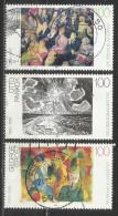 1993 Germania Federale - Usato / Used - N. Michel 1656-1657-1658 - [7] Repubblica Federale
