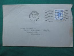 Empty Enelope,Letter,Covers--Traveld 1953. London S.W.I.,England.-Yugoslavia,Subotica - 1902-1951 (Kings)