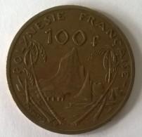 100 Francs 1992 - Polynésie Française - TTB - - Polynésie Française