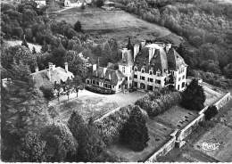 19 - BEAULIEU SUR DORDOGNE : Colonie De Vacances THOMSON - HOUSTON - CPSM Dentelée Noir Blanc GF 1957 - Correze - Frankreich