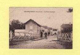 Charentenay - Le Pont Tournant - Francia