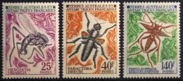 TAAF 1972 -  Du N° 40 Au N° 42  - 3 Timbres NEUFS** - Parfait Etat - - Terre Australi E Antartiche Francesi (TAAF)