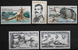 TAAF 1978/79 -  Du N° 76 Au N° 80  - 5 Timbres NEUFS** - Parfait Etat - - Unused Stamps