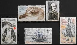 TAAF 1979 -  Du N° 81 Au N° 85  - 5 Timbres NEUFS** - Parfait Etat - - Unused Stamps