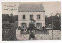 (22) LOUDEAC - Maison De M.l'abbé Caincoin, Rue De La Chèze  ++++++++++++ - Loudéac