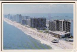 Maryland Ocean City Aerial View