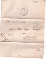 Lettera In Franchigia Timbro Arcivescovo Di Udine Per Portis 1874 - Italia