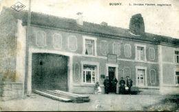 N°50212 -cpa Sugny -L. Grossos -Pierret -négociant - Andere