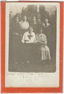Lozere : Vebron, Souvenir Affectueux, Juin 1917...Carte-Photo, Voir Descriptif... - France