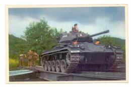 MILITÄR - Panzer / Tank / Chars - Shaffee M 24, Belgische Armee - Ausrüstung