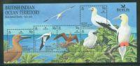 British Indian Ocean - 2002 Birdlife Block MNH__(THB-2107) - Britisches Territorium Im Indischen Ozean