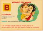 Alphabet De L´Amour - B Comme Baisers - Humour