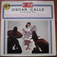 Oscar Calle And His Cuban Boys - Vinyl Records