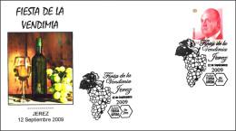 FIESTA DE LA VENDIMIA - Grape Harvest Festival. Jerez, Cadiz, Andalucia, 2009 - Vini E Alcolici