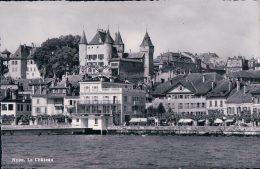 Nyon, Bord Du Lac Et Château (10170) - VD Vaud