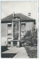 Paris-Hôpital De La Croix Saint-Simon-Vue Sur Jardin-Paris XXe-(CPSM) - Arrondissement: 20
