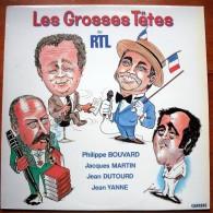 LES GROSSES TETES DE RTL - Ohne Zuordnung