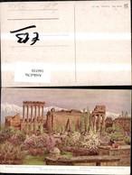 166550,Ba Albek Baalbek M. Ost Libanon I. Frühling Sign C. Wuttke - Libanon