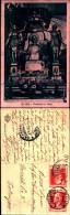 889k) Cartolina Di Bova-s. Leo Protettore Di Bova-viaggiata Con 2x20c. A. Volta Il 6-5-1922 - Italia