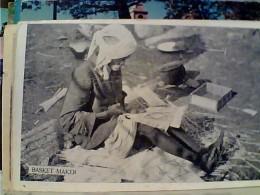 AFRICA  LAVORO  WORK JOBS BASKET MAKER   N1935   FN3450 - Rwanda