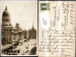 166689,Buenos Aires Palacio Del Congreso Y Avenida Callao - Argentinien