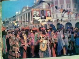3  CARD ANGOLA - LUANDA - CARNAVAL DA VICTÓRIA DEL 1981   N1981   FN3452 - Angola