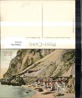167810,Gibraltar Catalan Bay From North Hafen Küste Britisches Überseegebiet - Gibraltar