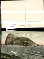 167829,Gibraltar Rock From San Felipe Boote Insel Britisches Überseegebiet - Gibraltar