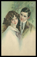 ITALIA - ILUSTRADORES - (6 POSTAIS) ( Visto Revisione Stampa Nº 6102) Carte Postale - Künstlerkarten