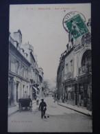 MOULIN - Rue D'Allier - Attelage A La Chèvre D'or Animée - Moulins