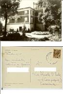 S. Lazzaro Di Sarzana (La Spezia): Villa Filippi. Cartolina FG B/n Vg 1965 - La Spezia