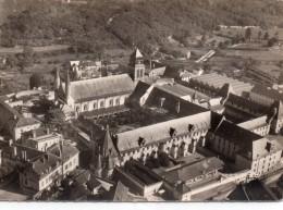 Fontevrault.. Belle Vue Aérienne L'Abbaye - Otros Municipios