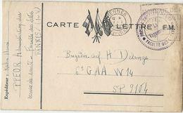 """WW2 - Hopital Complémentaire / Faculté Des Lettres"""". RENNES. 1940 - Guerra Del 1939-45"""